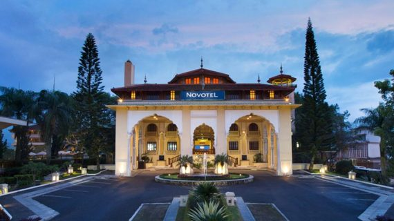hotel dekat jam gadang