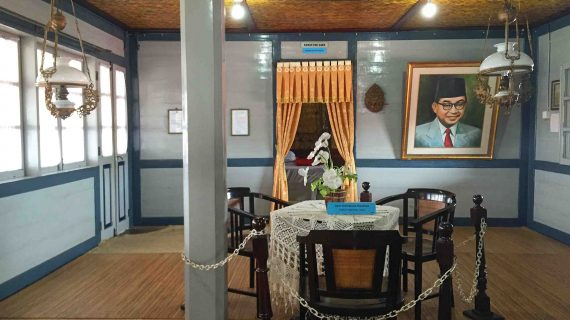 Menelusuri Sejarah Proklamator di Museum Bung Hatta