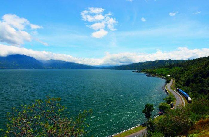 Image result for danau Singkarak