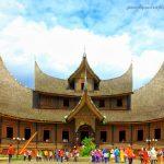 Menilik Istana Baso Pagaruyung